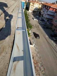 Karapürçek 490.Sokak Alioğlu APT. Eksiz Çatı Oluğu Yapım İşi – Tamamlandı