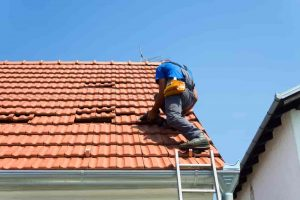 Atapark çatı aktarma onarım
