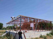 Kazan Güvenç Köyü Eksiz Çatı Oluğu Yapım İşi – Tamamlandı